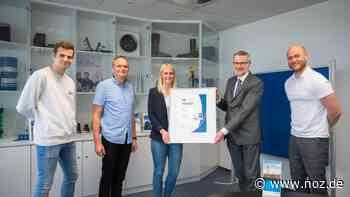 IHK-Auszeichnung für Wavin GmbH aus Twist - noz.de - Neue Osnabrücker Zeitung