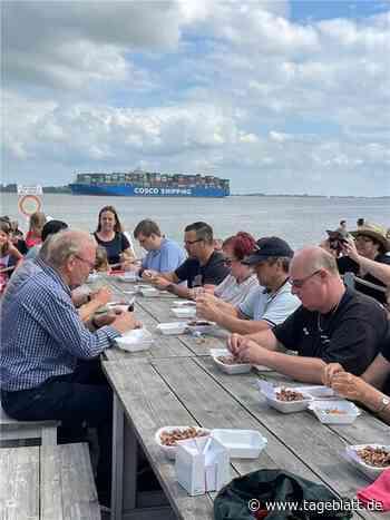 82 Gramm Krabben in zwölf Minuten - Drochtersen - Tageblatt-online