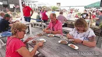Sonnabend am Elbstrand: Krabbenpul-WM auf Krautsand - Drochtersen - Tageblatt-online