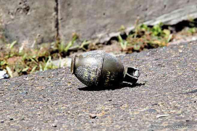 Con granadas y disparos atacaron la estación de Policía de Fortul, Arauca - El Espectador