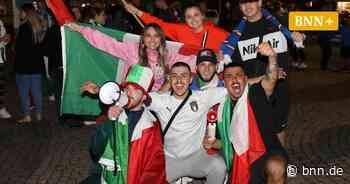 Italiener in Achern sind gespannt auf das EM-Finale - BNN - Badische Neueste Nachrichten