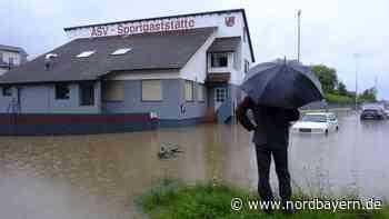 Hochwasser im Landkreis ERH: Das ist die aktuelle Lage - Nordbayern.de