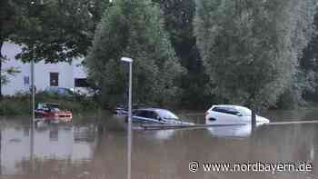 Herzogenaurach: Erwartete Flut kommt spät und mit Wucht - Nordbayern.de