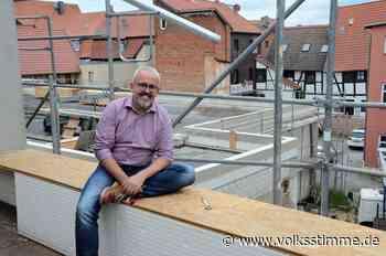 Sanierung des Seifenfabrik-Komplexes in Haldensleben wird fortgesetzt - Volksstimme