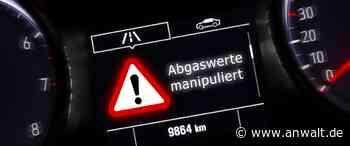 OLG Naumburg verurteilt am 18.09.2020 Daimler AG zu Schadensersatz im Abgasskandal - anwalt.de