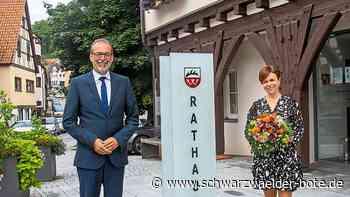 Rathaus Wildberg - Eigengewächs sorgt für nahtlosen Übergang - Schwarzwälder Bote