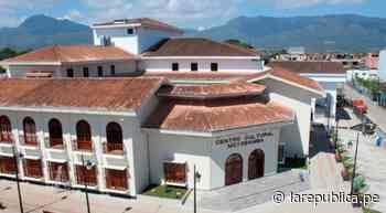 San Martín: Contraloría detectó deficiencias en construcción de Centro Cultural de Moyobamba - LaRepública.pe