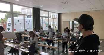 Skateboard Workshop Rommerskirchen skate-aid - Erft-Kurier