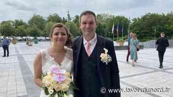 Maubeuge: Ariane et Stéphane se sont dit «oui» - La Voix du Nord