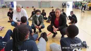 Champigny-sur-Marne : le sport pour briser les rivalités entre quartiers - Le Parisien