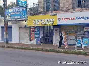 Asalto a mano armada a un comercio en Paraguarí - Nacionales - ABC Color