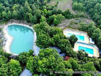 """Torna il divertimento in piscina al """"Santa Lucia Park"""": l'augurio del Sindaco - Il Giornale del Molise"""