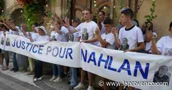 Manosque : plus de cent personnes pour rendre hommage à Nahlan - La Provence