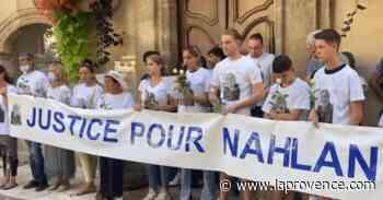 Vidéo - Manosque : hommage à Nahlan, mortellement poignardé il y a un an dans le Var - La Provence
