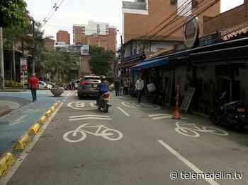 Un muerto y dos heridos dejó balacera en Sabaneta - Telemedellín