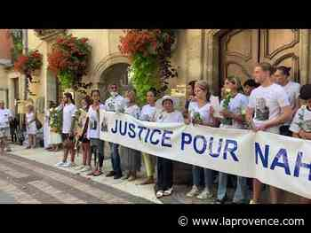 Manosque : hommage à Nahlan, mort il y'a un an après avoir été poignardé dans le Var - La Provence