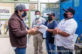 Paita: realizan operativo preventivo en mercadillo Santa Rosa - El Regional