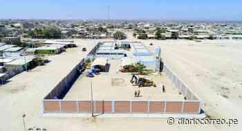 Piura: Inician construcción de ambientes para instalar planta de oxígeno en Paita - Diario Correo