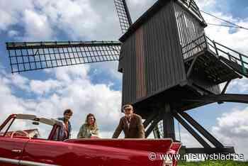 """Iconische windmolen schittert in film met Kapitein Zeppos in de hoofdrol: """"Maar het is zeker geen remake van de serie""""<BR />"""