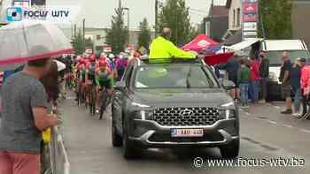Jarne Van de Paar wint in Wingene - Focus en WTV