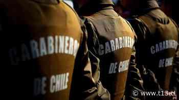 12 detenidos por participar de fiesta clandestina en San Joaquín - Teletrece