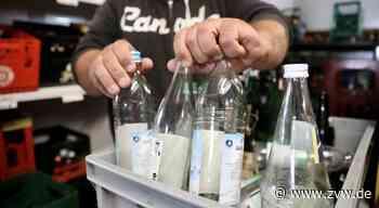 Bei Hitze Gratis-Wasser von Schwaikheimer Getränkehändler - Schwaikheim - Zeitungsverlag Waiblingen - Zeitungsverlag Waiblingen