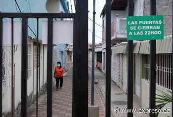 Guayaquil: La Pradera II se marchita - expreso.ec