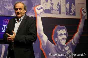Sur les traces de Michel Platini, l'éternel enfant de Joeuf - Courrier Picard