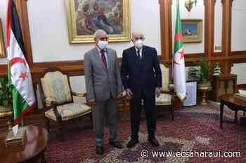 Argelia y la República Saharaui delimitan sus fronteras. - www.ecsaharaui.com