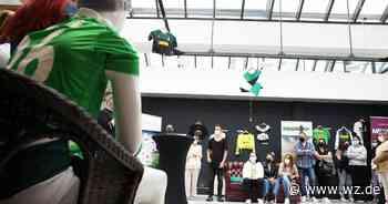 Mönchengladbach: Wie alte Borussia-Trikots zu nachhaltiger Mode werden - Westdeutsche Zeitung