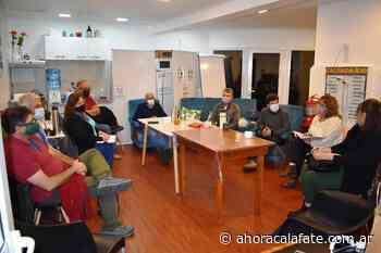 Encuentro Ciudadano eligió nueva conducción en El Calafate - FM Dimensión - El Calafate