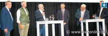 CDU im Kreis Vechta: Bundesweit ältester Kreisverband feiert - Nordwest-Zeitung
