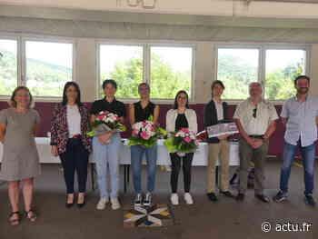 Jura. Saint-Claude : la municipalité récompense quatre bacheliers qui ont eu la mention très bien - Voix du Jura