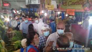 Oposición busca respaldo en Barinas para exigir elecciones libres - El Universal (Venezuela)