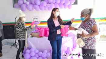 Programa Liberdade Feminina entra em ação em Sombrio - Uaaau