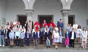 Firmung in Neutraubling für 35 junge Christen - Landkreis Regensburg - Nachrichten - Mittelbayerische