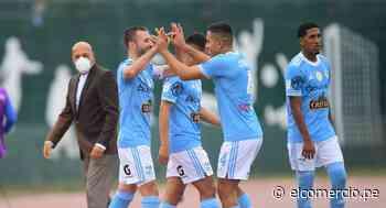 Sporting Cristal venció 2-0 a Unión Comercio y clasifica a la final de la Copa Bicentenario 2021 - El Comercio Perú