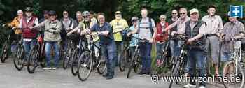 Teilnehmer an der Bürgerradtour Jever erwarten mehr Dynamik: Als erstes: Radwege sanieren - Nordwest-Zeitung