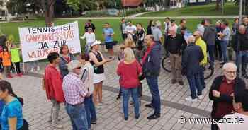 SZ/BZ: Ehningen: Tennisspieler kämpfen um ihre Halle - Sindelfinger Zeitung / Böblinger Zeitung