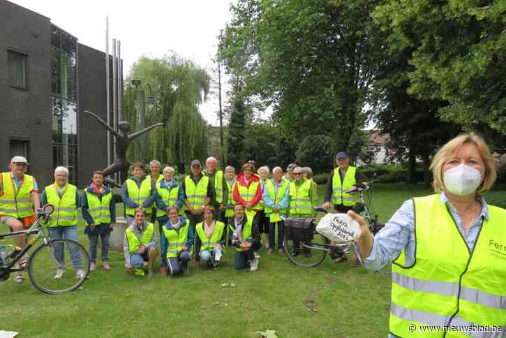 Ferm Opglabbeek fietst naar troostplek in Meeuwen
