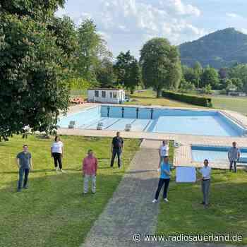 Bauarbeiten Freibad Winterberg-Siedlinghausen starten - Radio Sauerland