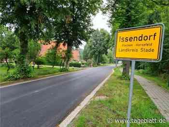 Verkehr rollt wieder auf der Landesstraße 123 in Issendorf - Harsefeld - Tageblatt-online