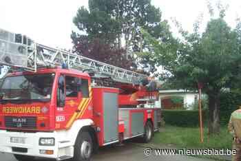Bezorgde buur verwittigt brandweer (Assenede) - Het Nieuwsblad