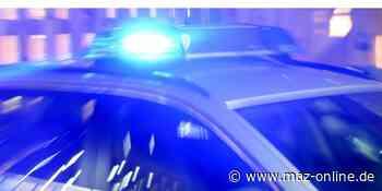 Wildau: Unbekannte stehlen Benzinkanister - Märkische Allgemeine Zeitung
