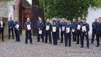 Feuerwehr tagt erstmals in der Wasserburg Erlensee - op-online.de