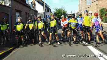 Le brevet annuel de Linselles cyclisme a fait le plein - La Voix du Nord