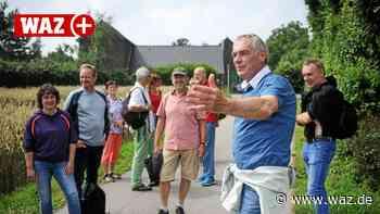 Neukirchen-Vluyn: Auf Wanderschaft mit dem Bürgermeister - Westdeutsche Allgemeine Zeitung