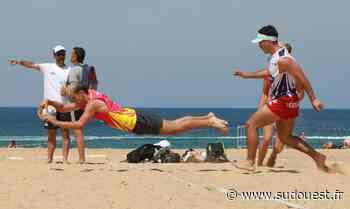 Capbreton : retour de l'ovalie les pieds dans le sable - Sud Ouest