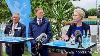 Vorpommern-Rat legt Strategie für Entwicklung des Landesteils vor - Nordkurier