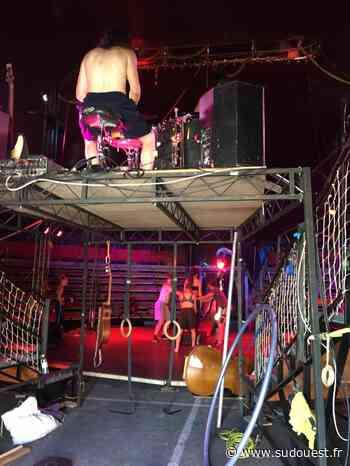 Biscarrosse : le Circus I love you au festival Rue des Étoiles pour quatre représentations - Sud Ouest